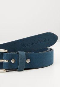 Marc O'Polo - Pásek - bright indigo - 3