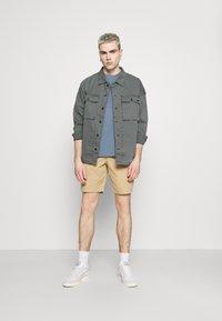 Hollister Co. - Shorts - light khaki - 1