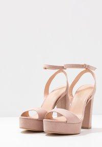 Even&Odd - Sandaler med høye hæler - nude - 4