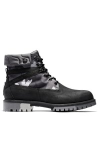 Timberland - Lace-up ankle boots - black full grain - 3