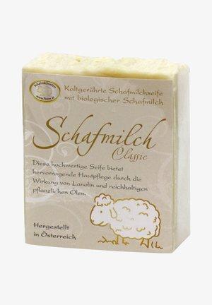 FLOREX KALTGERÜHRTE SCHAFMILCHSEIFE CLASSIC  - Soap bar - beige