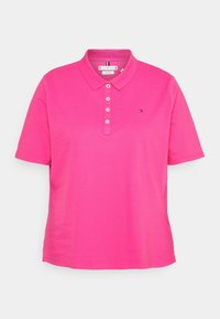 Tommy Hilfiger Curve - Polo shirt - pink - 0