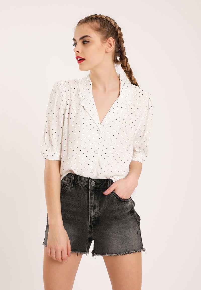 Pimkie - Button-down blouse - white