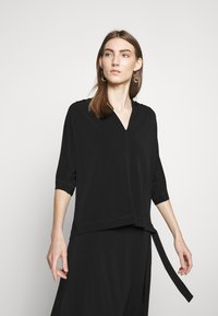 By Malene Birger - BIJANA - Long sleeved top - black - 0