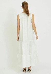 Vila - Maxi dress - cloud dancer - 2