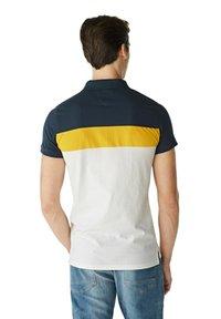 McGregor - Polo shirt - white yellow blue - 1