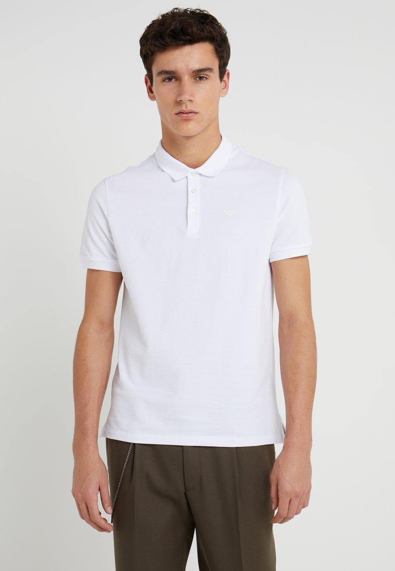 Emporio Armani - Polo shirt - white