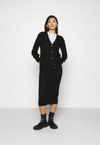 Trendyol - SET - Cardigan - black - 1