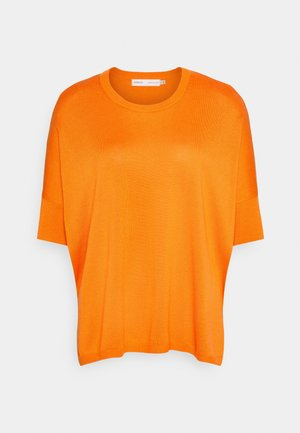 DERBYIW PULLOVER - Jumper - vibrant orange