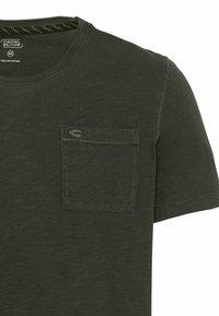 camel active - Basic T-shirt - leaf green - 7