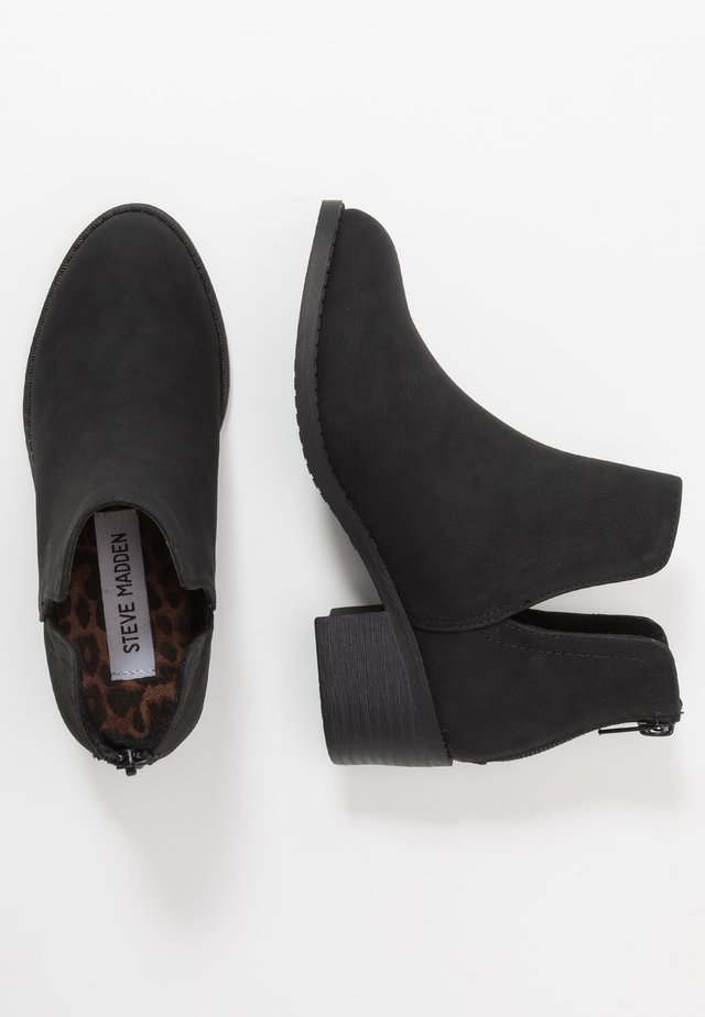 JLANCASTER - Bottines - black