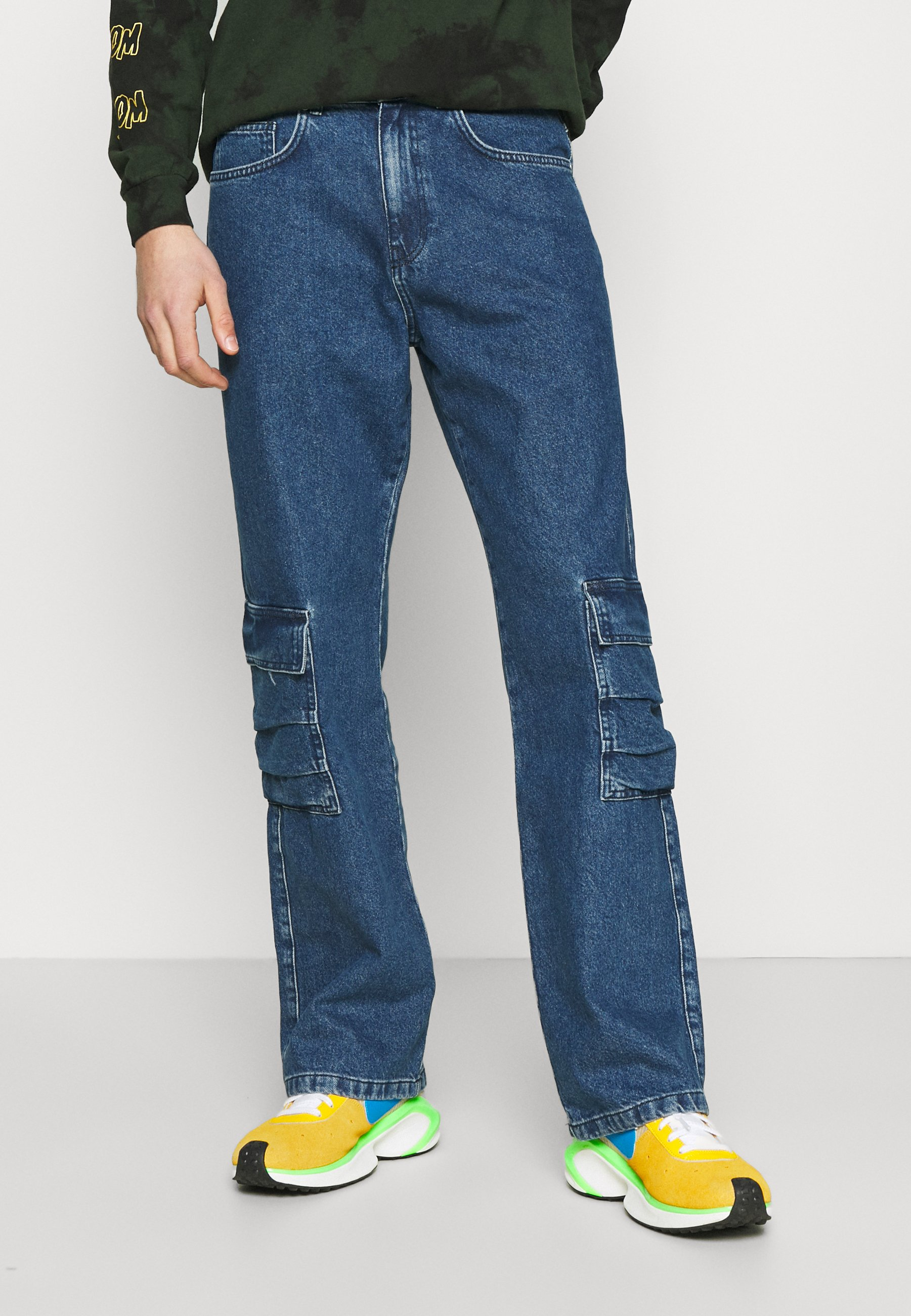 Men MARCUS BUTLER FOR CARPENTER - Relaxed fit jeans