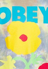 Obey Clothing - NO FUTURE FOR APATHY - Camiseta estampada - pheasant - 2