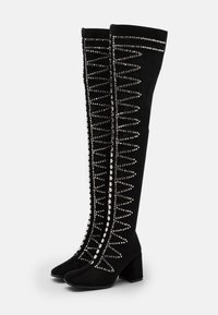 Jeffrey Campbell - CIENA - Over-the-knee boots - black - 2