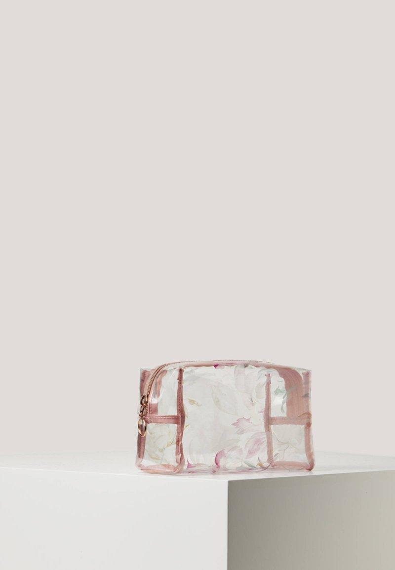 OYSHO - Wash bag - light pink