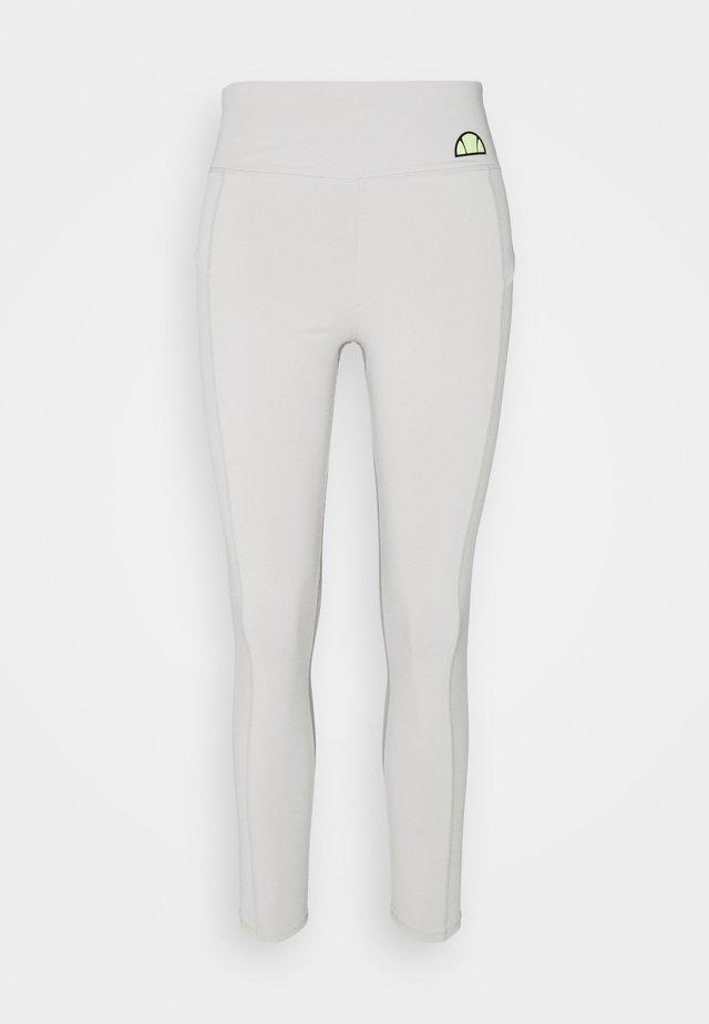 BERIDAT LEGGING - Leggings - light grey