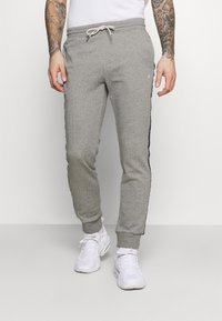 Champion - CUFF PANTS - Spodnie treningowe - grey - 0