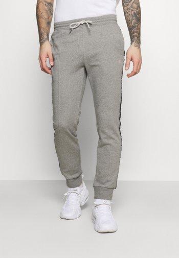 CUFF PANTS - Träningsbyxor - grey