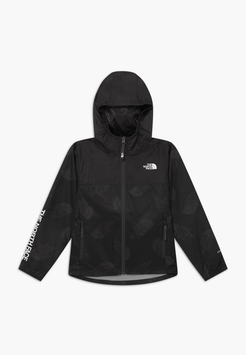 The North Face - YOUTH REACTOR - Veste coupe-vent - black