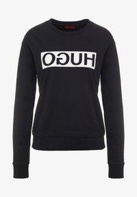 HUGO - NICCI - Sweatshirt - black - 3