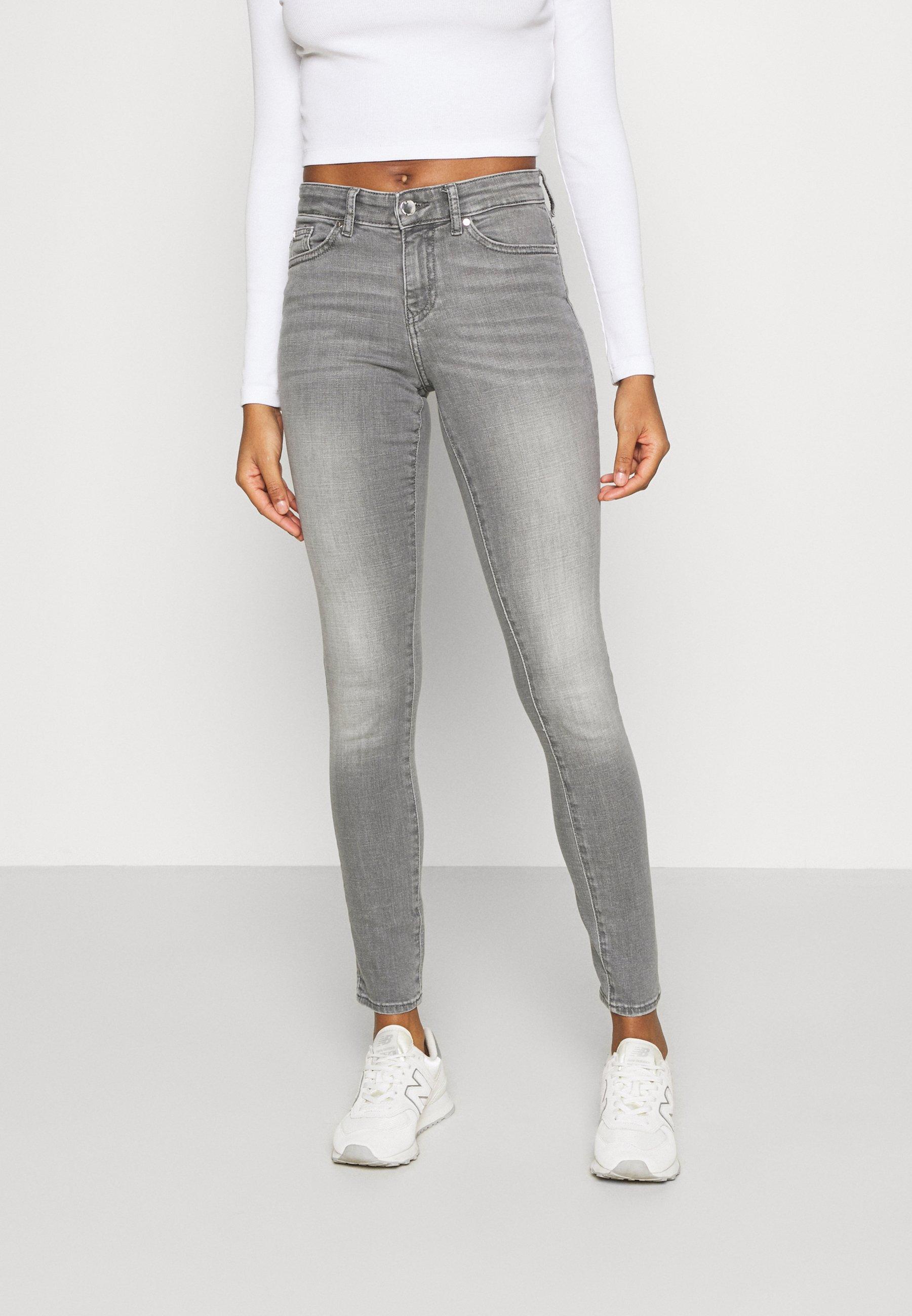 Women ONLANNE MID SKINNY - Jeans Skinny Fit