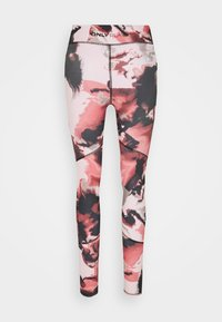 ONLY Play - ONPJABINA LIFE TRAIN - Leggings - peachskin/black - 7