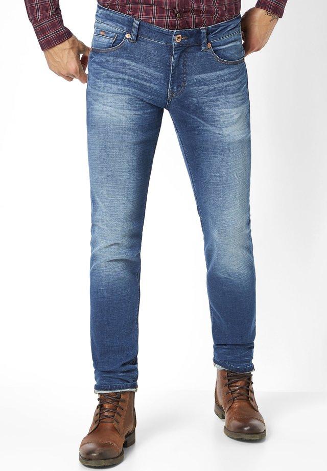 DEAN - Slim fit jeans - blue stone