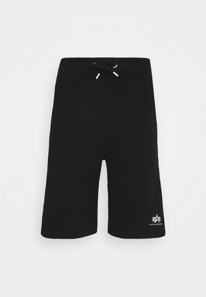 BASIC SMALL LOGO - Shorts - black