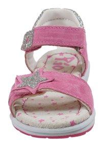 Pio - Walking sandals - pink - 3