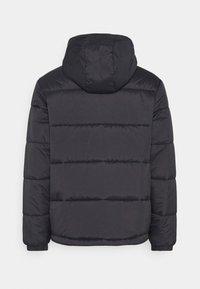 adidas Originals - PAD HOODED PUFF - Kurtka zimowa - black - 8