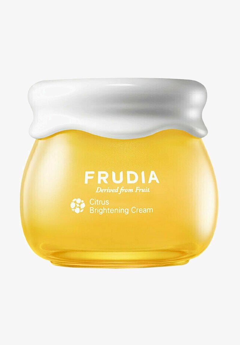 FRUDIA - CITRUS BRIGHTENING CREAM - AUFHELLENDE ZITRONEN-CREME - Face cream - -