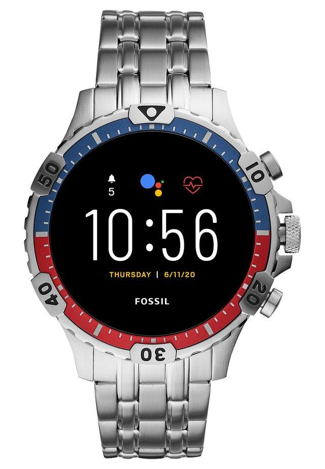GARRETT HR - Smartwatch - silver