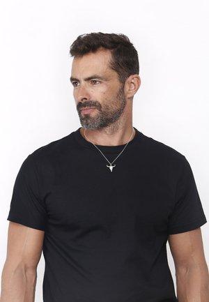 STIER - Necklace - silver-coloured