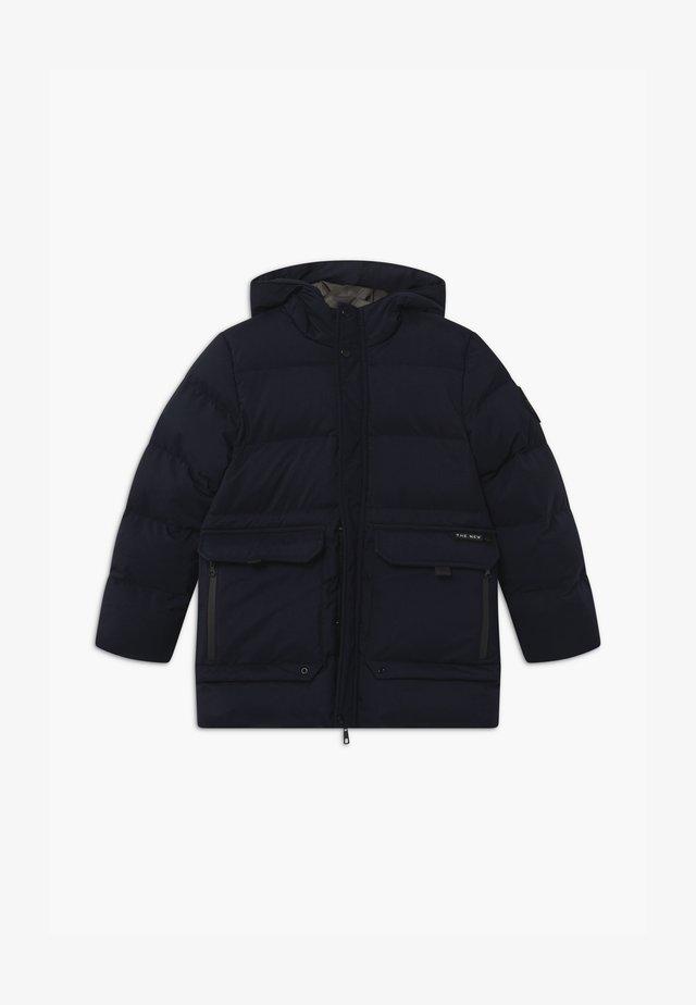 RICK - Vinterkappa /-rock - navy blazer