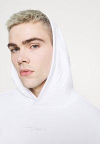 Hollister Co. - Sweatshirt - white solid - 3