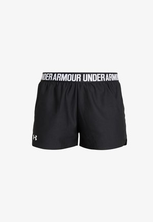 PLAY UP 2.0 - Sports shorts - black/white