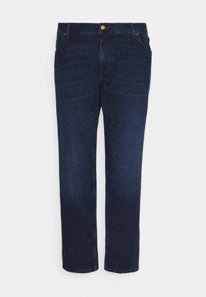 MADISON DARK STONE - Straight leg jeans - bridger indigo
