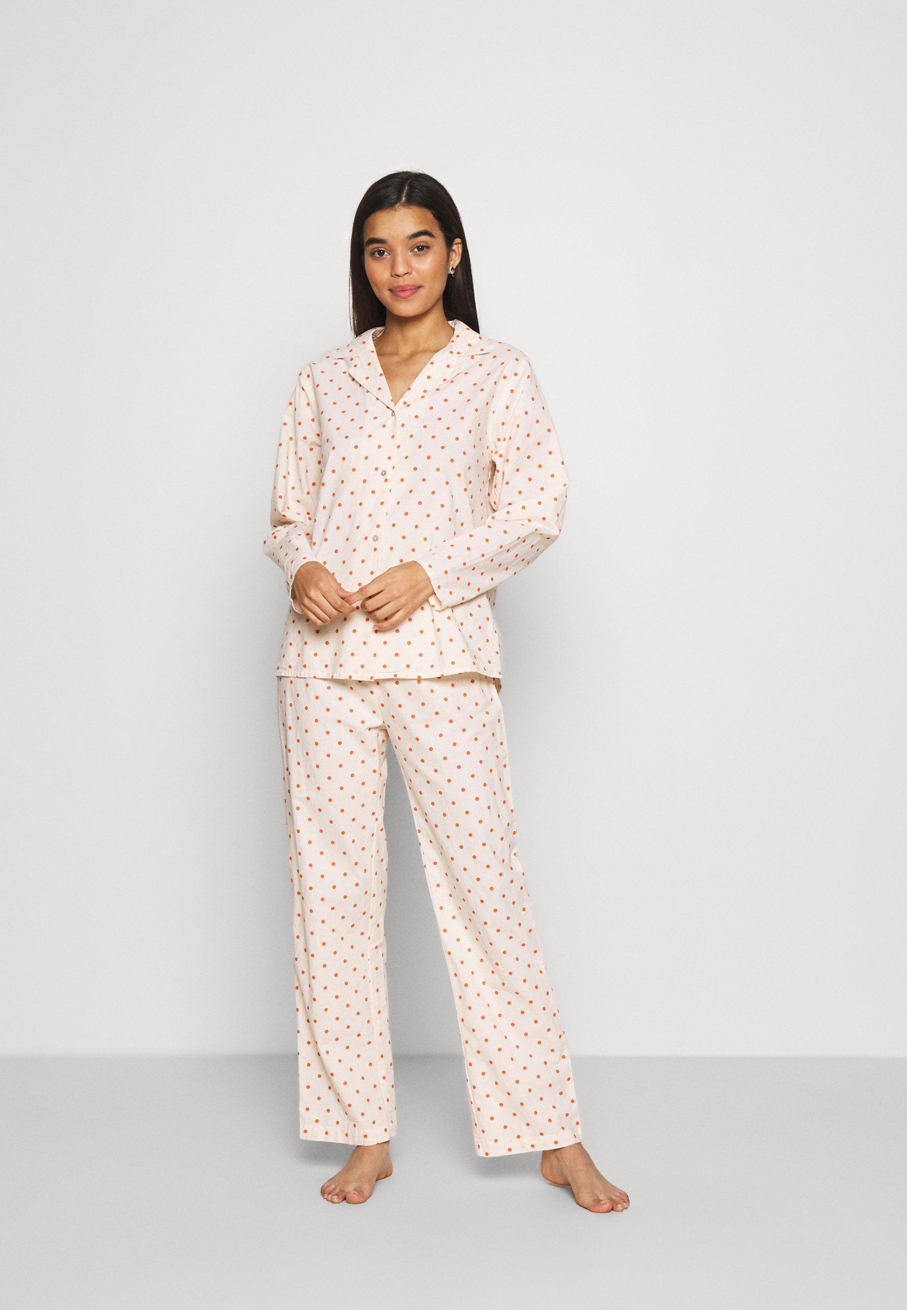 Damen DOT PYJAMAS SET - Pyjama