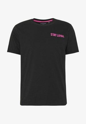 RITZY - T-shirt imprimé - black