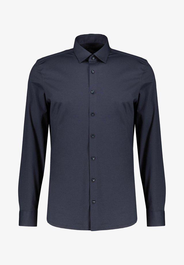 SLIM FIT - Formal shirt - marine