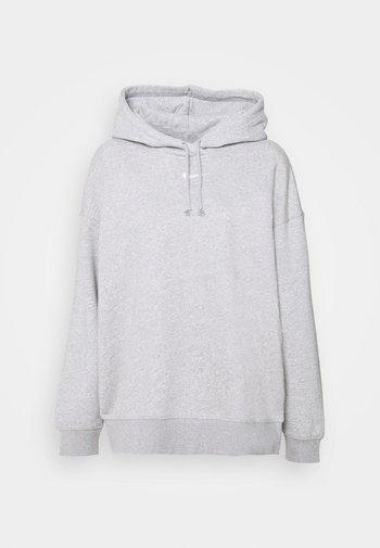 Hoodie - grey heather
