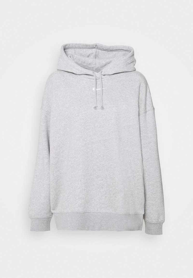 Nike Sportswear - Felpa con cappuccio - grey heather