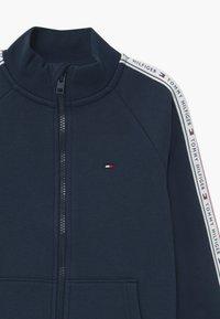 Tommy Hilfiger - TAPE FULL-ZIP - Zip-up hoodie - blue - 2