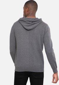 Threadbare - CHURA - Zip-up sweatshirt - grau - 2
