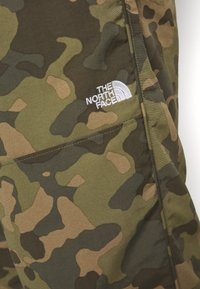 The North Face - CLASS PANT - Stoffhose - burnt olive - 5