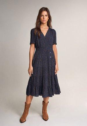 OURA - Day dress - blau_8212
