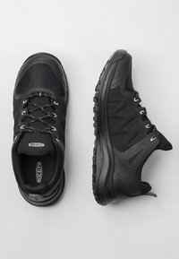 Keen - EXPLORE  - Trainers - black/star white - 2