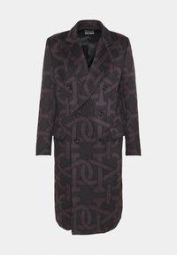 Klassinen takki - brown/black