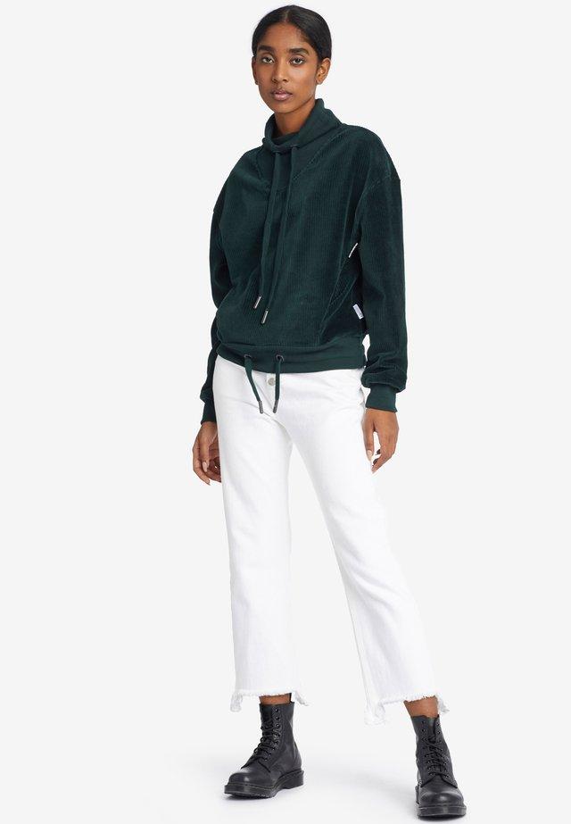 HELEN - Sweatshirt - green