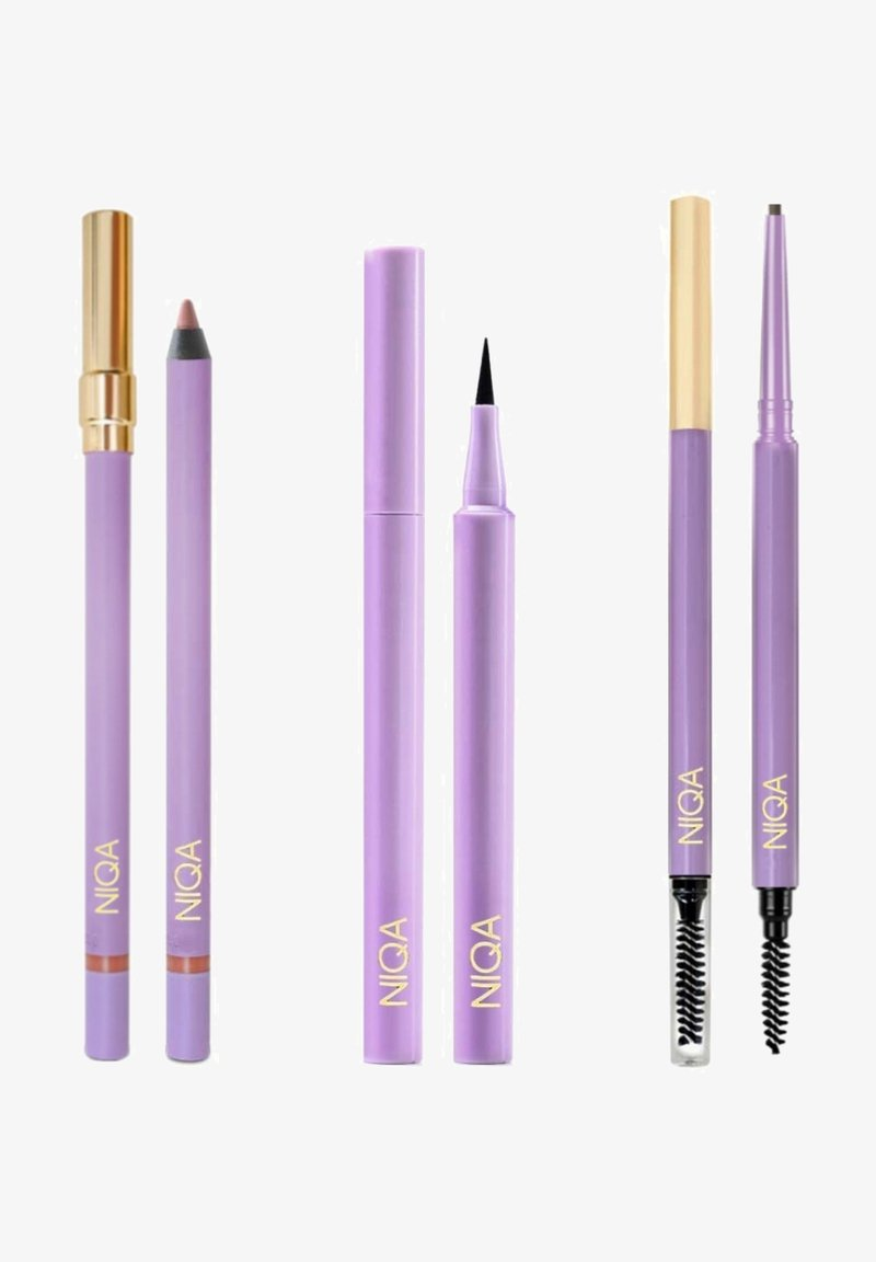 NIQA COSMETICS - NIQA LEGENDARY SET - Lip liner - -